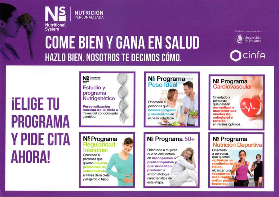 Nutricionista en Sevilla