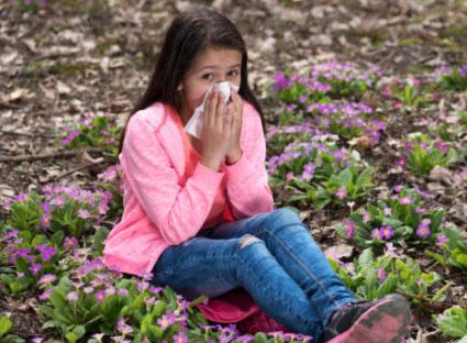 astenia primaveral niños