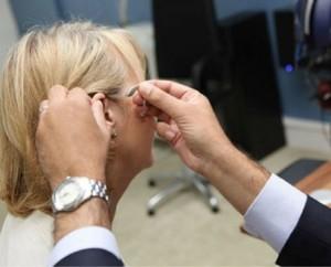 gabinete de audición