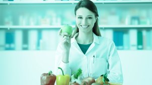 Nutrición en farmacia