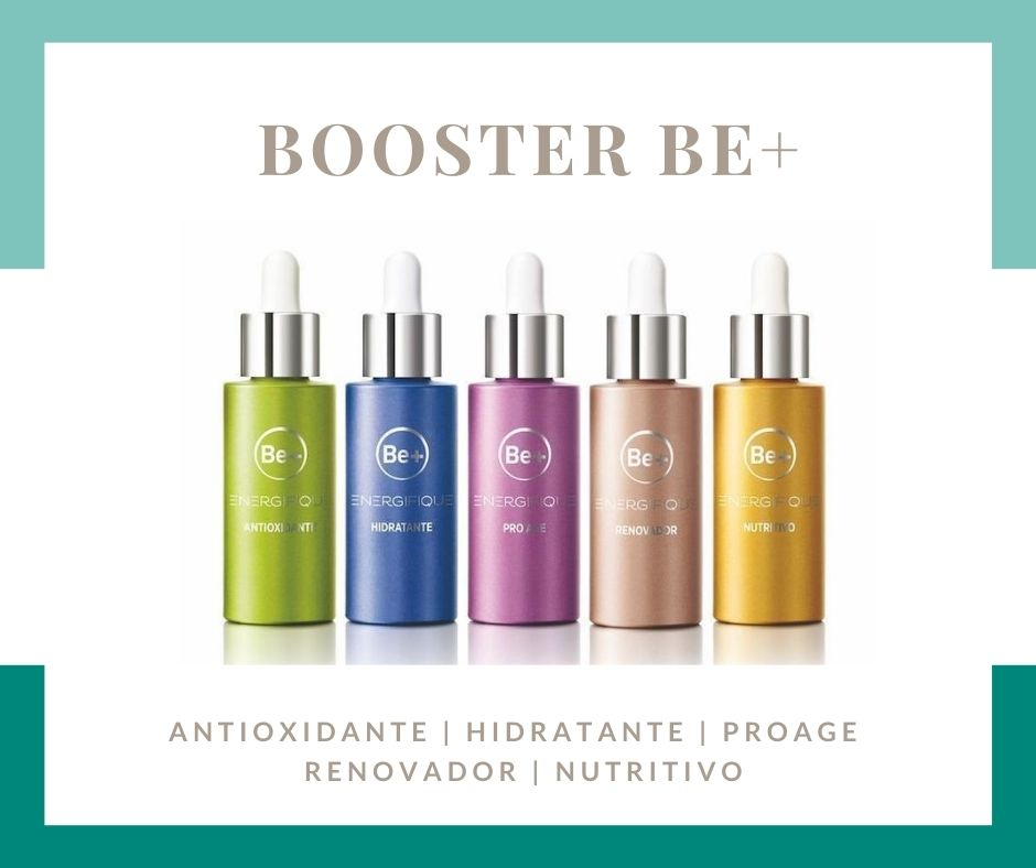 Booster Be+