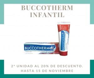 promocion fatou buccotherm infantil