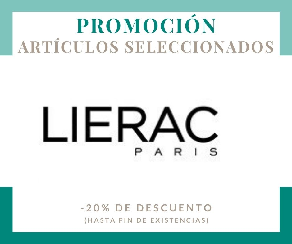 Ofertas Lierac en farmacia en Sevilla